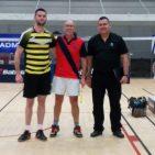 Championnat de France para-badminton à Orléans le 19-20  janvier